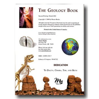 Dr. John Morris The Geology Book
