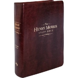 Dr. Henry Morris The Henry Morris Study Bible - Imitation Leather