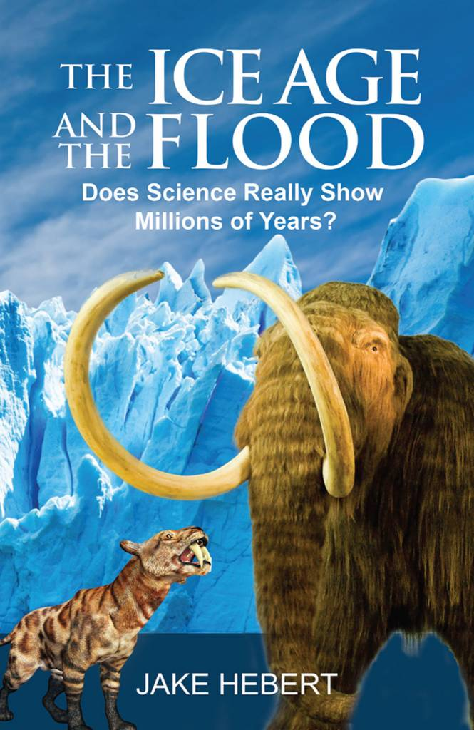 The Ice Age And The Flood By Institute For Creation
