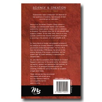 Dr. Henry Morris The Modern Creation Trilogy