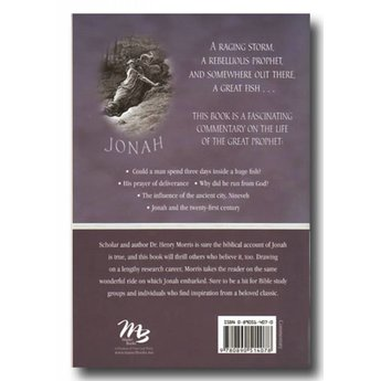 Dr. Henry Morris The Remarkable Journey of Jonah