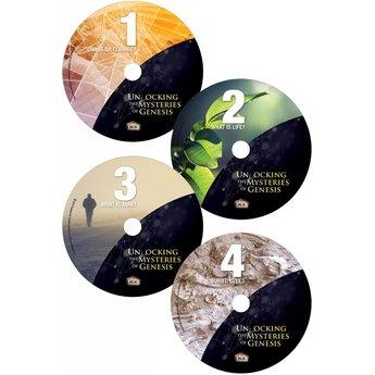 Unlocking the Mysteries of Genesis DVD Series