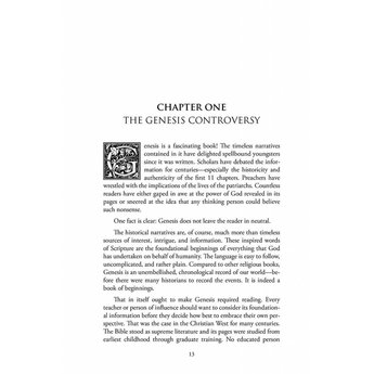 Dr. Henry Morris III The Book of Beginnings