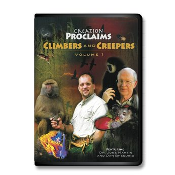 Creation Proclaims Vol 1, Climbers & Creepers