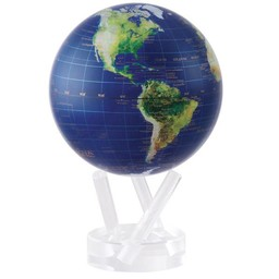 "Mova Globe - 4.5"" Satellite View"