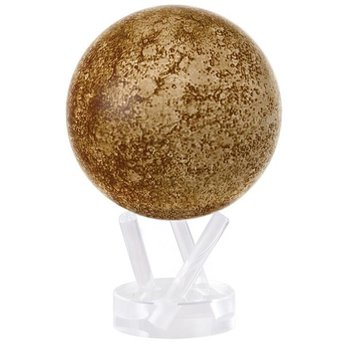 "Mova Globe - 4.5"" Mercury"