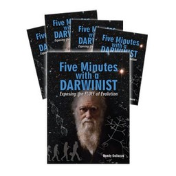Dr. Randy Guliuzza Pack: Five Minutes with a Darwinist (5)
