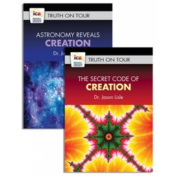 Dr. Jason Lisle Pack: Truth on Tour, Dr. Lisle