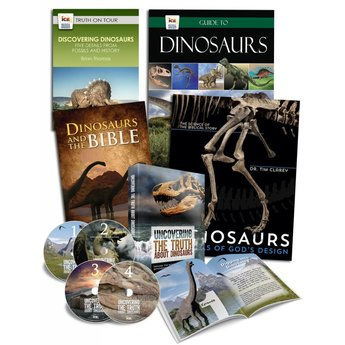 Pack: Dinosaur Essentials