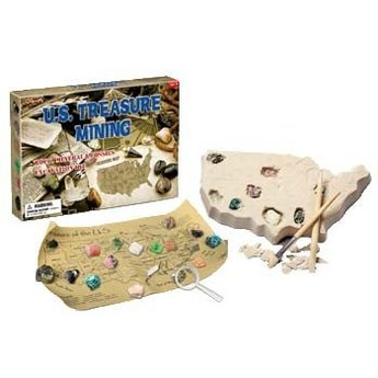 US Mineral Dig Science Kit