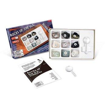 Rocks of the U.S. Science Kit