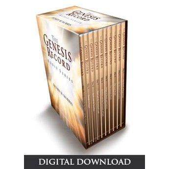 Dr. Henry Morris The Genesis Record Audio Series - Digital