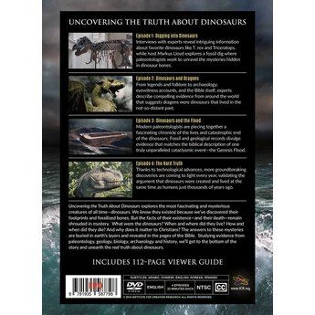 Uncovering the Truth About Dinosaurs DVD Series - Download