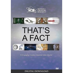 That's a Fact (DVD) - Digital