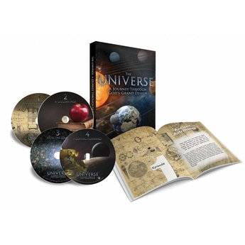 The Universe: A Journey Through God's Grand Design