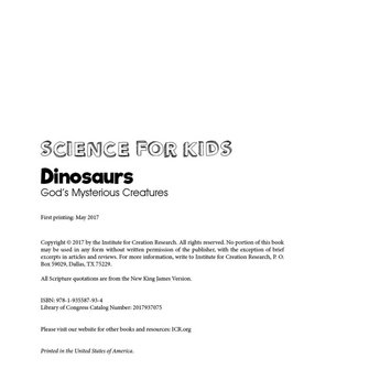 Pack: Science for Kids