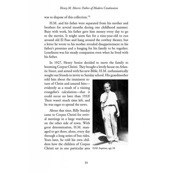 Henry M. Morris: Father of Modern Creationism - Digital