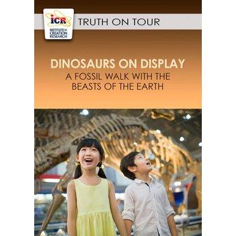 Dinosaurs on Display