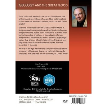 Dr. Henry Morris III Geology and the Great Flood - Download