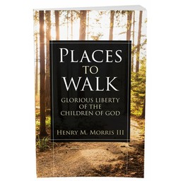 Dr. Henry Morris III Places to Walk