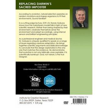 Dr. Randy Guliuzza Replacing Darwin's Sacred Imposter