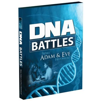 Dr. Jeff Tomkins DNA Battles: Were Adam & Eve Historical?