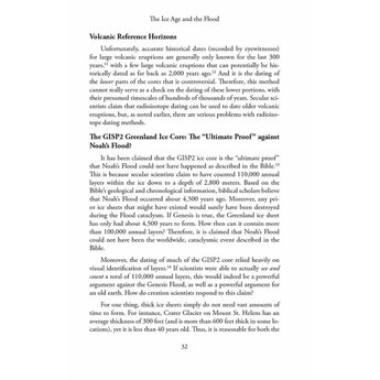 Dr. Jake Hebert The Ice Age and the Flood - eBook