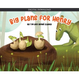 Dr. Timothy Clarey Big Plans for Henry - eBook