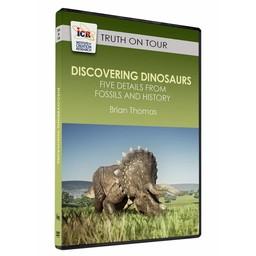 Mr. Brian Thomas Discovering Dinosaurs