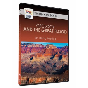Dr. Henry Morris III Geology and the Great Flood