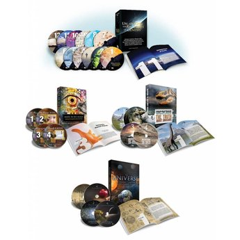 Pack: ICR DVD Series