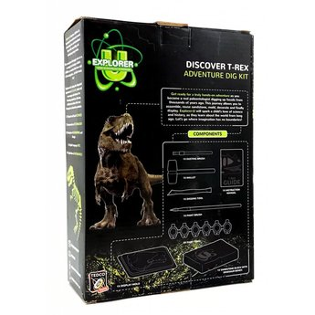 Discover T-Rex