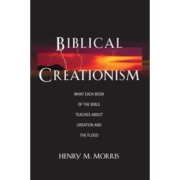 Dr. Henry Morris Biblical Creationism