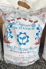 Organic Mechanics Seed Blend OM Seed Starting Blend, 2 cu ft, 2 cu ft