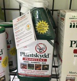 Plantskydd Repellent RTU Quart spray bottle