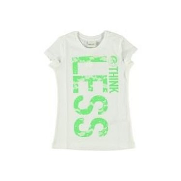 Diesel Girls T-shirt with text