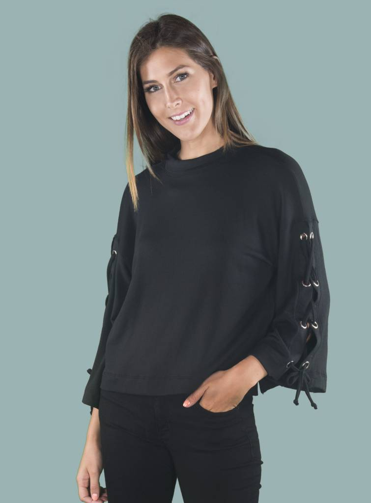 Penny Gromet Sweater