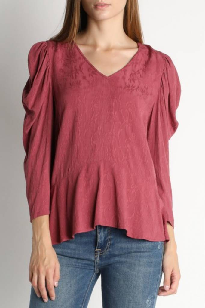 Juliet Sleeve Blouse