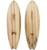 Firewire Surfboards Firewire Round Nose Fish TT 5'10'' (Futures)