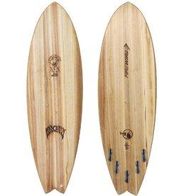 Firewire Surfboards Firewire Round Nose Fish TT 5'10'' (Futures)