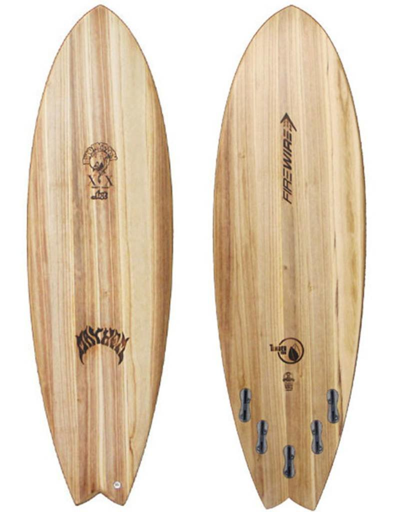 Firewire Surfboards Round Nose Fish TT 5'10'' (Futures)