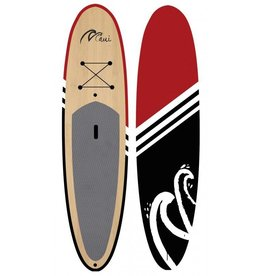 Maui SUP Maui Mahukona 11'5 Red/Black KIT