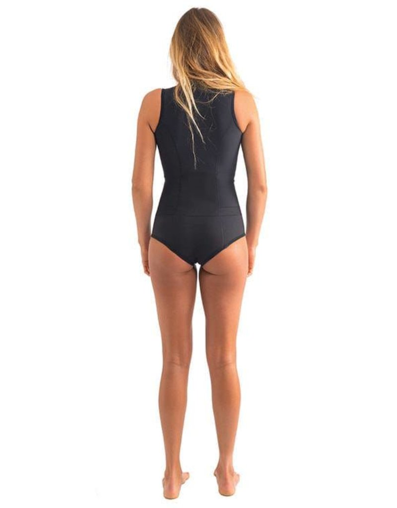 Rip curl  G-Bomb Capsleeve Spring Black size 10