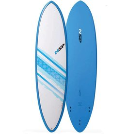 NSP NSP Elements Fun Surf 7'2 Blue