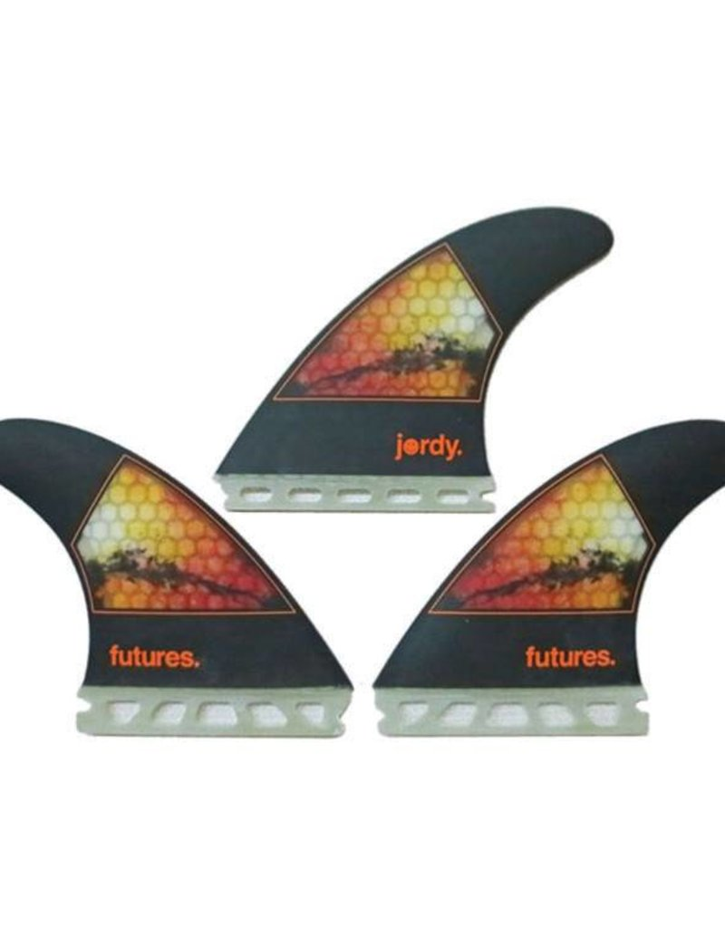 Futures Pro Jordy Smith Tri Fin Set Medium