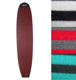 FCS Stretch Cover 8'0 Board Sock Red