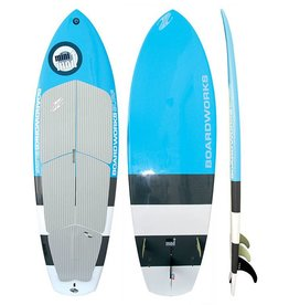 Boardworks SUP SUP Boardworks Poly Mini Mod 7'10