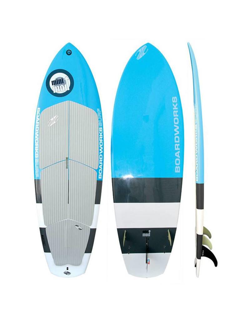 Boardworks SUP Surf Poly Mini Mod 7'10