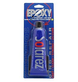 Solarez Epoxy Weenie 0.5 oz Tube (EPS Safe)