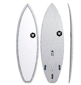 7s Surf Salt Shaker 5'8 CV clear